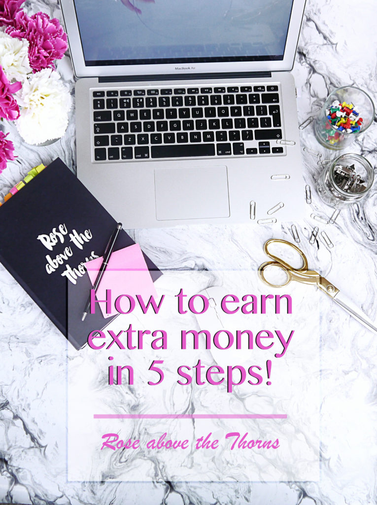 how-to-make-extra-money-in-5=steps