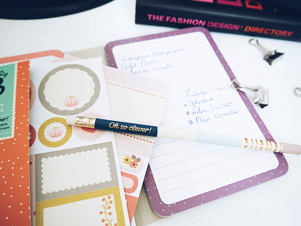 The blogger stationery you need to build your blog