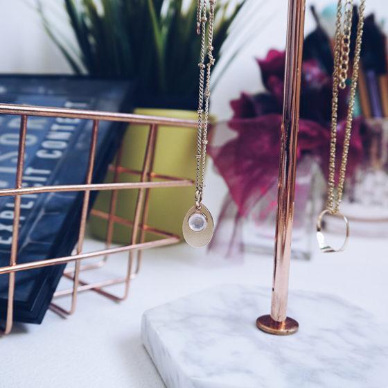 accessorise with diamonds