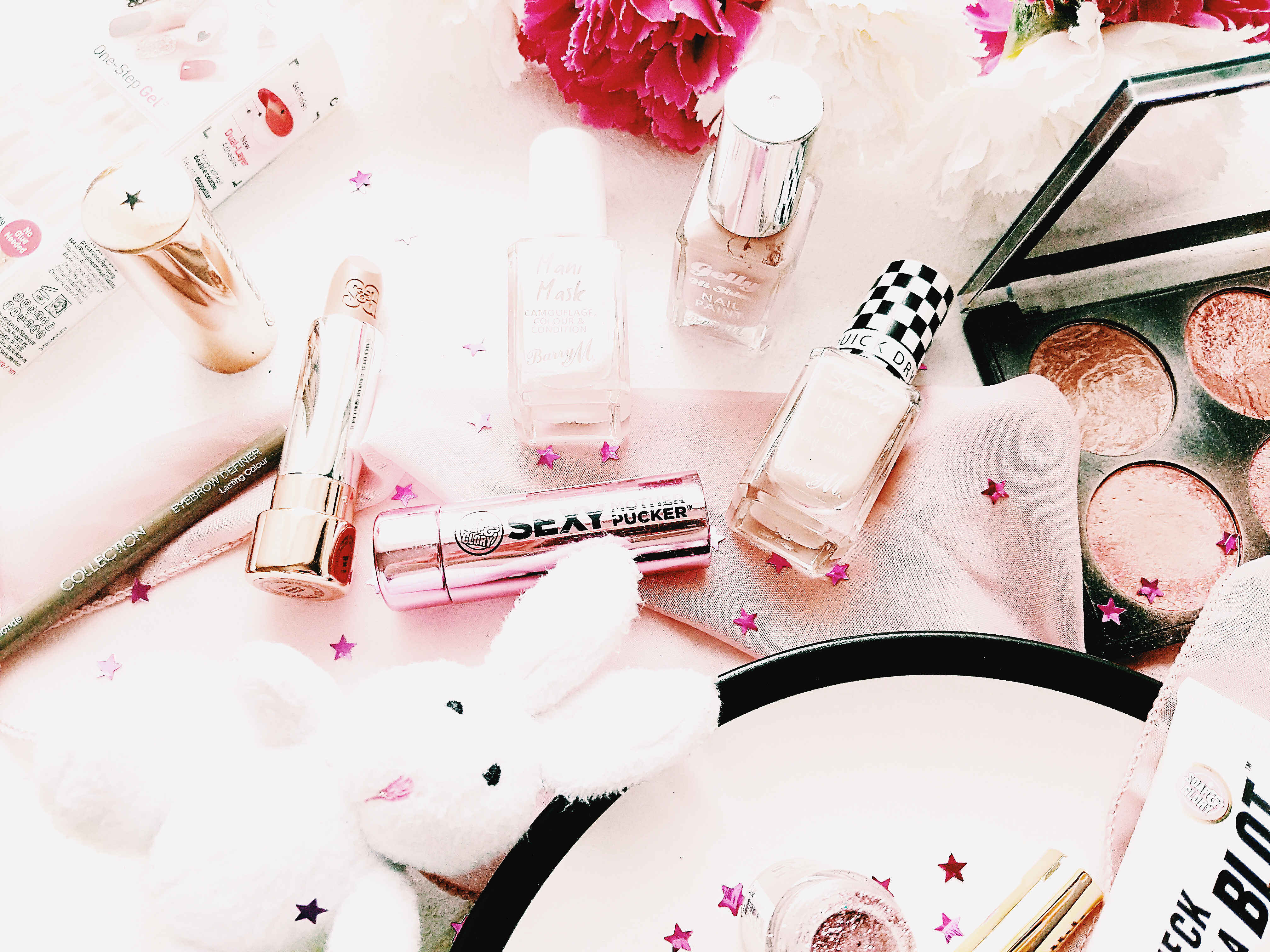 My cruelty-free makeup collection