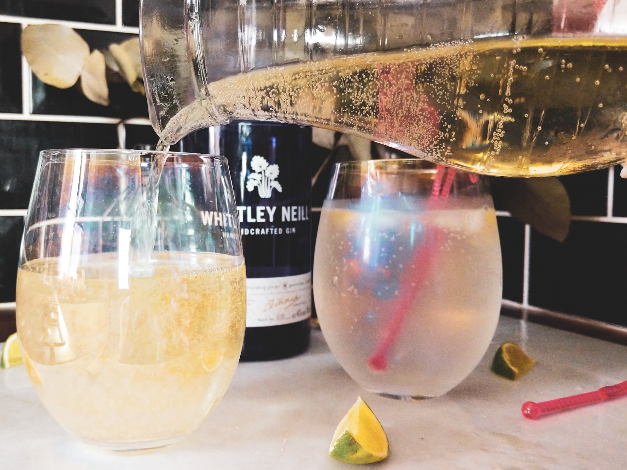 HOW TO MAKE GIN FOR TWO WITH WHITLEY NEILL GIN